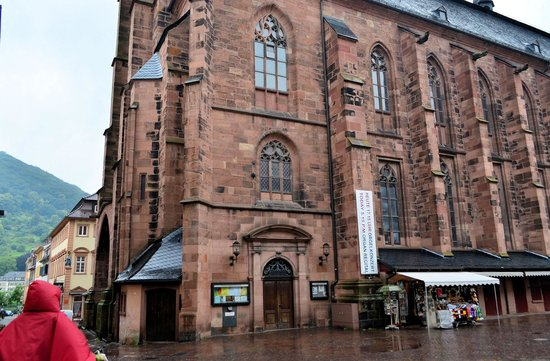 Church of the Holy Ghost (Heiliggeistkirche): ハイデルベルク・聖霊教会