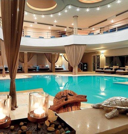 The Russelior Le Bar Photo De The Russelior Hotel Spa Yasmine