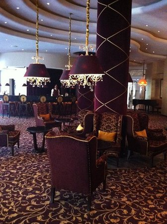 The Russelior Hotel & Spa : The Russelior Le Bar