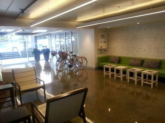 Punthill Brisbane: Lobby