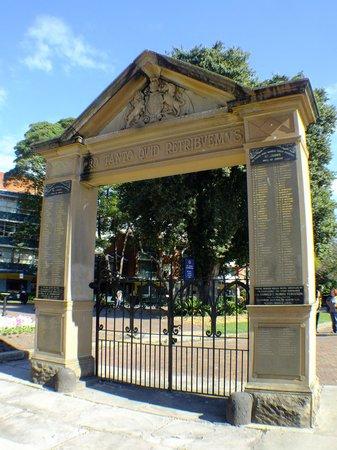 Novotel Sydney Parramatta: Local park