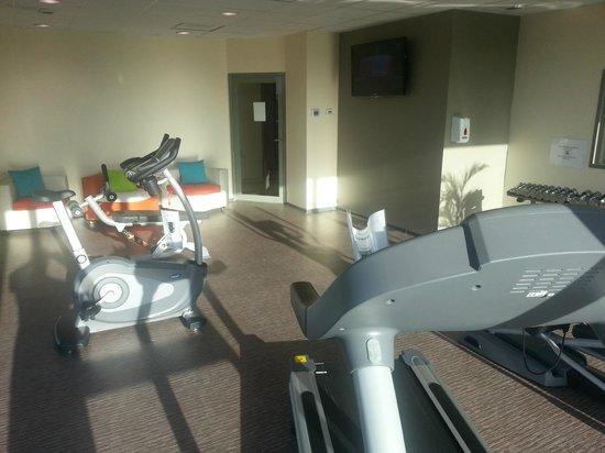 Hotel du Pasino : gym