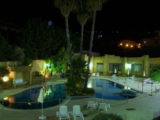 Grand Hotel Mose: piscina hotel
