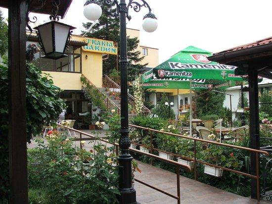 Trakia Garden Hotel: Trakia Garden Restaurant