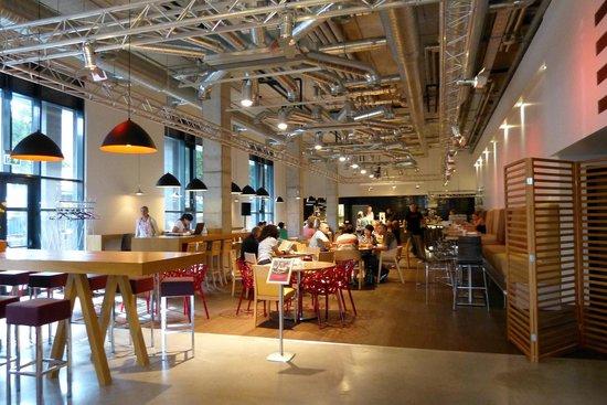 Comfort Hotel LT Rock'N'Roll Vilnius: Restaurant