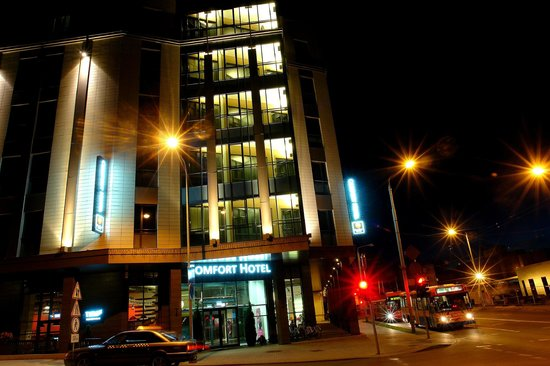 Comfort Hotel LT Rock'N'Roll Vilnius: Comfort Hotel Lt