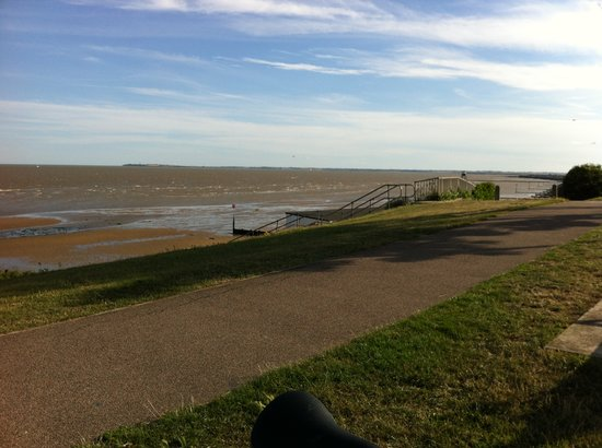 Dovercourt Bay Beach