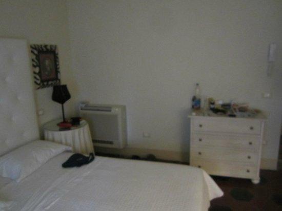 Villa Le Luci Bed & Breakfast: Das weisse Zimmer
