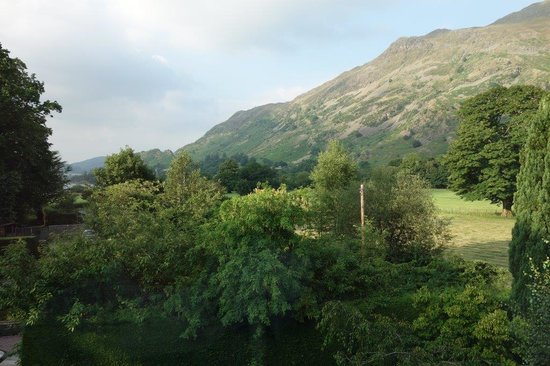 Grisedale Lodge: Fabulous view from our room