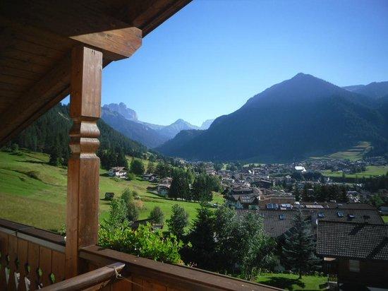 Hotel Touring : La vista dalla nostra camera..