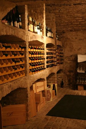 Horetown House: Cellar