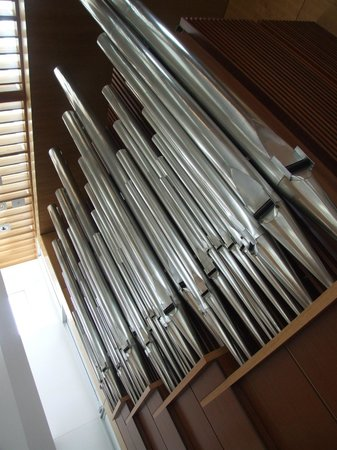 St Patrick's Cathedral: Pipes