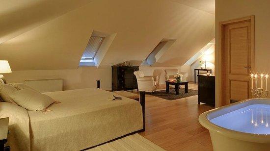 Hotel Bellevue Dubrovnik: Romantic Room