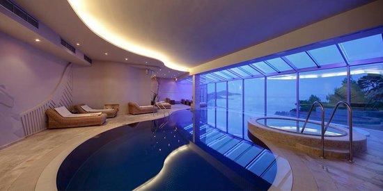 Hotel Bellevue Dubrovnik: Spa Pool
