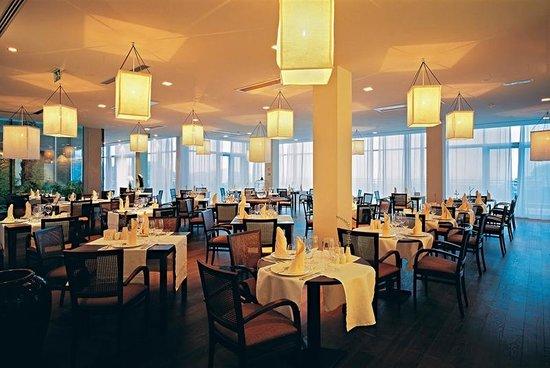 Hotel Bellevue Dubrovnik: Vapor Fine Dining Interior