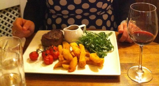 Mellor, UK: Steak