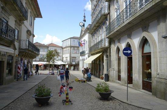 Valença, Portugal: Paseo en la fortaleza