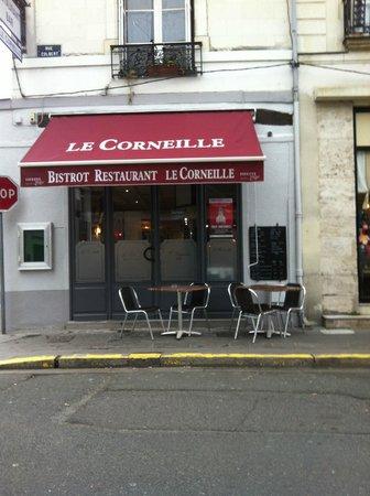 Bistrot Le Corneille