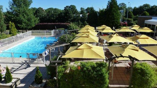 Novotel nancy hotel laxou france voir les tarifs 367 for Piscine de laxou