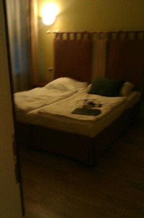 Residence Bologna: Soveværelset