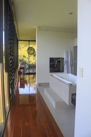 Glas på Växthuset: Bath
