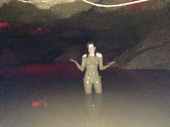 Water Caves : Mudbath