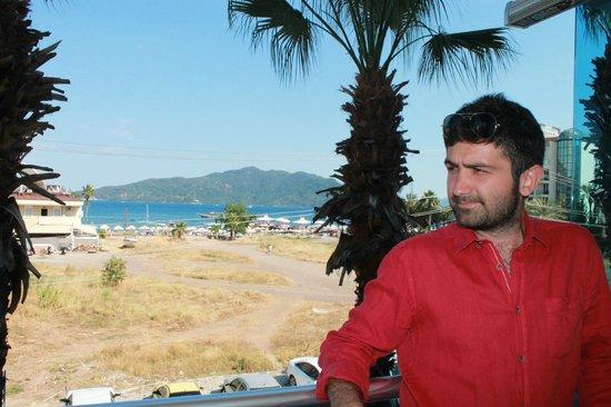 Moda Beach Hotel: Deniz Manzaralı Odamız