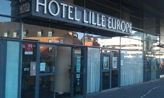 Hotel Lille Europe Tripadvisor