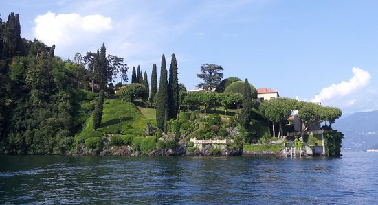 Villa del Balbianello: villa balbianello