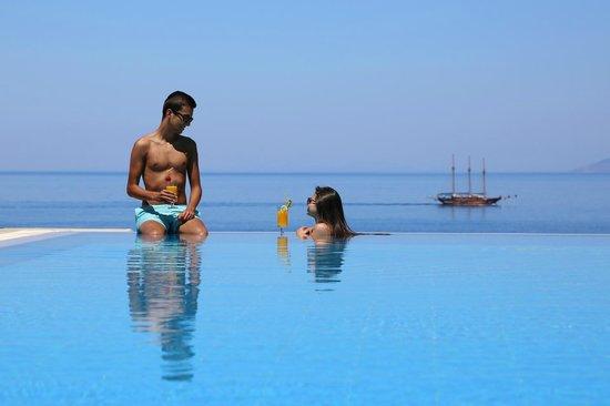 Zakros Hotel Lykia : Pool