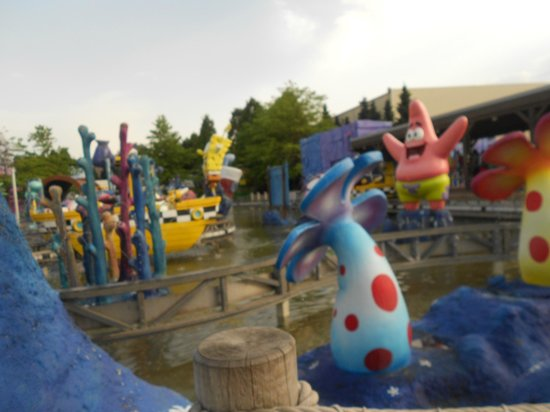Movie Park Germany: for the youngest