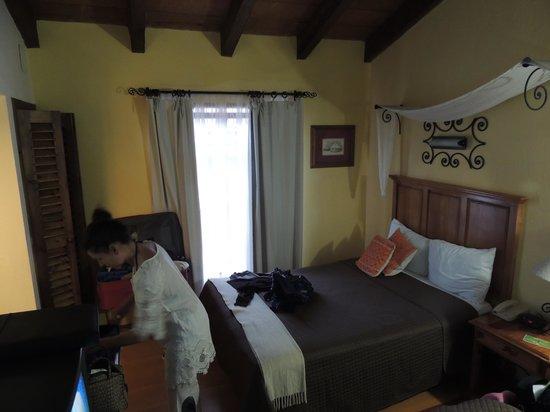 Hotel Casavieja: La nostra camera
