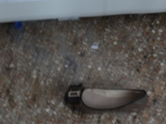 Ca' Loredan : shoes under the bed