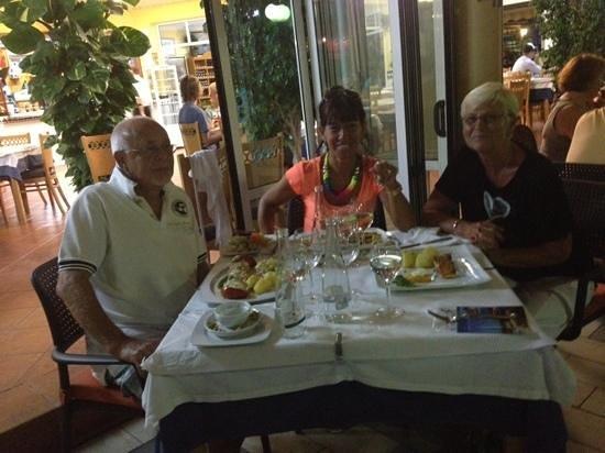 Restaurante El Picadero: Ein Besuch mit Hans Otto und Magrid