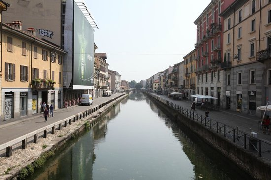 Navigli Lombardi : Una Milano diversa