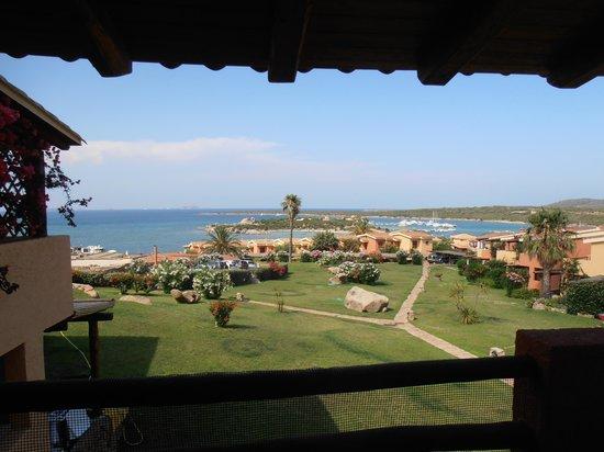 Villaggio Marineledda : vista dall'appartamento