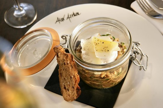 The Kings Arms Restaurant: Food designed by Alex Aitken