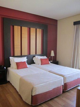 Hotel Lisboa: Bedroom