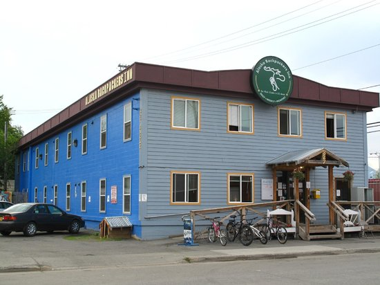 Alaska Backpackers Inn: hostel