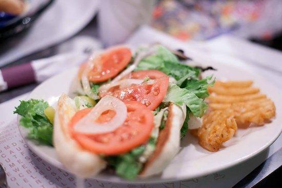 Gettysburg Eddie's: Vegetarian Grinder