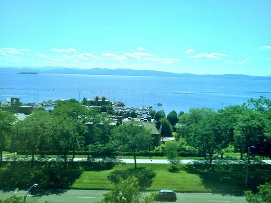 Hilton Burlington: I will never get tired of this view
