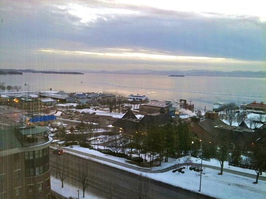Hilton Burlington: Beautiful in any season