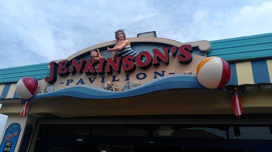 Jenkinson's Pavillion Restaurant
