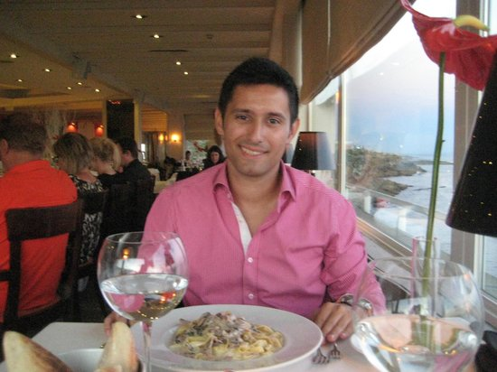 Restaurante Choupana Gordinni: Momento Especial - Pedido de Casamento