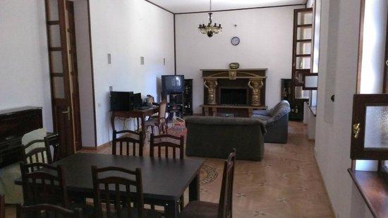 Room 404: Gestezimmer mit Kamin