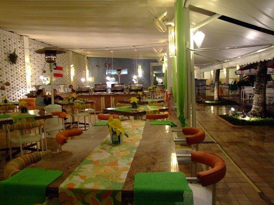 Ubatuba Palace Hotel: Restaurante