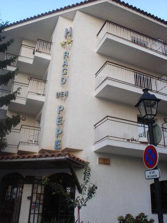 Hotel Raco d'en Pepe: Hotel