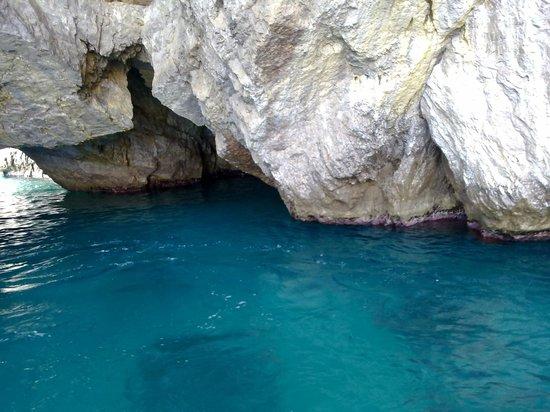 Green Grotta: Grotta verde