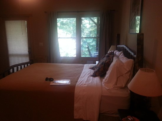 Bent Creek Lodge: Tree Room