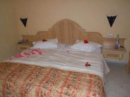 Hotel Bravo Hammamet: Chambre à coucher